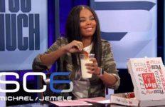 """Jemele Hill on ESPN's """"SportsCenter."""""""