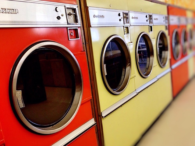 An example of a laundromat similar to the one in the story. Photo from Pixabay.
