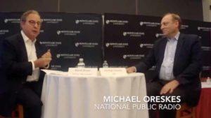 Michael Oreskes of NPR.