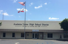 Anaheim Union School District headwquarters