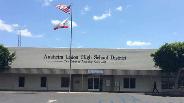 Anaheim Teen Arrested on Suspicion of Making School Shooting Threats