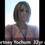 Murder victim Kourtney Yochum. Photo from YouTube.