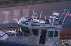 Los Angeles Port Police boat