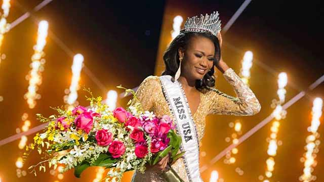 Jamaica's Davina Bennett second runner-up in Miss Universe pageant