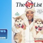 Oprah Winfrey's 2017 Favorite Things list as cover story.