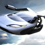 flying car prototype