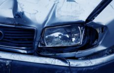 An example of a vehicle damaged after a crash. Photo from Pixabay.