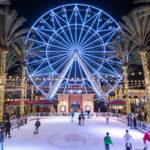 ice skating Irvine Spectrum