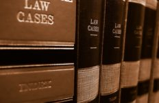 Law books. Photo from Pixabay.