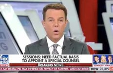 "Shepard ""Shep"" Smith, Fox News anchor."