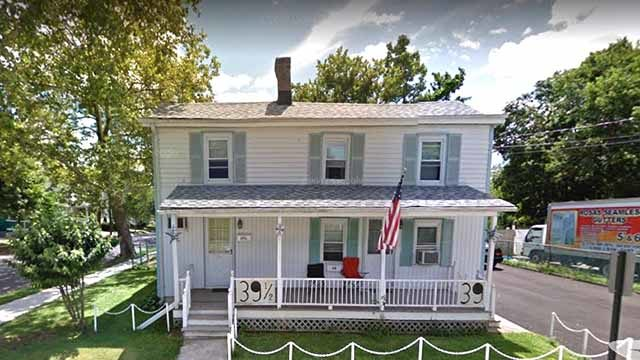 One of Bruce Springsteen's childhood homes in New Jersey is up for sale.