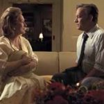 "Meryl Streep and Tom Hanks in scene from ""The Post."""