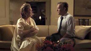 "Meryl Streep and Tom Hanks in scene from ""The Post."""