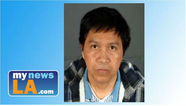 Amador Valencia Santos is facing up to 52 years to life in state prison for sex-related crimes involving five boys. Photo from the Los Angeles Police Department.