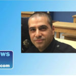 A GoFundMe page has been established to aid LAPD Officer Fadi Chelico, whose right leg was severed druing a traffic stop. Photo from GoFundMe.com