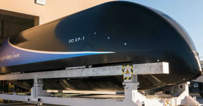 Virgin Hyperloop One names Richard Branson Chairman, raises $50 million