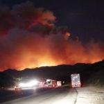 Kagel Canyon Fire