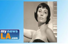 "Keely Smith, the ""Queen of Las Vegas,"" has died in Palm Springs. She was 89-years-old. Photo from YouTubeRed."