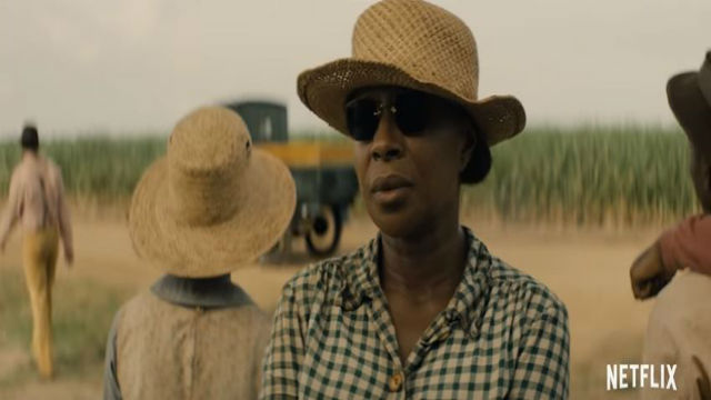 "Grammy-winning recording artist Mary J. Blige as Florence Jackson in the film, ""Mudbound."" Photo from Netflix."