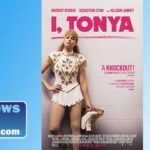 "Margot Robbie stars as Tonya Harding in ""I, Tonya,"" one of the nominees for best original screenplay at the Writers Guild Awards. Image from impawards.com"