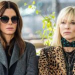 """Sandra Bullock and Cate Blanchett star in """"Ocean's 8,"""" set for June 2018 release."""