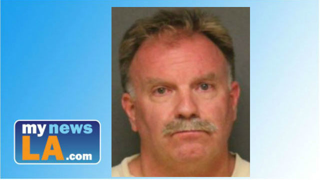 Laguna Beach police Officer Rock Wagner, 58, of Lake Forest, was arrested Tuesday on suspicion of elder abuse and fraud. Photo from the Fullerton Police Department.