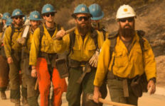 Firefighting crew