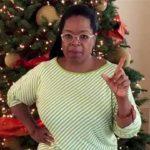 Oprah Winfrey issues a fraud alert via her social media channels.