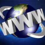 An illustration of the global reach of the world-wide web. From Pixabay.