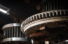Heavy machinery. Photo from Pixabay