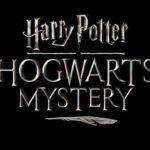 """Hogwarts Mystery"" logo for upcoming mobile game. I"