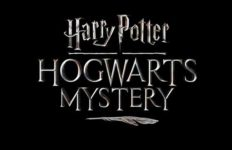 """Hogwarts Mystery"" logo for upcoming mobile game. I"