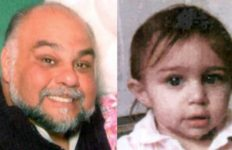 Kidnapper dad, daughter