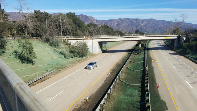 Caltrans Reopens Highway 101 from Carpinteria to Santa Barbara