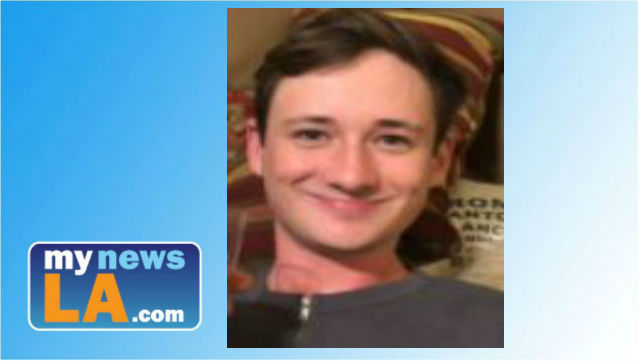Blaze Bernstein, a 19-year-old college student, has been missing since Tuesday. He was last seen at Borrego Park in Lake Forest. Photo from the Orange County Sheriffs Department.
