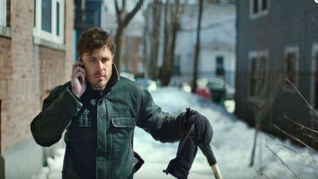 "Casey Affleck won an Academy Award for his performance in the film ""Manchester by the Sea."" Photo from Amazon Studios"