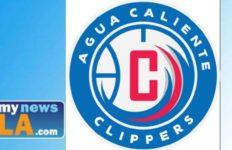 Clippers G league logo