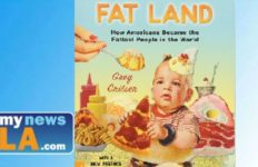 """Fat Land"" book cover"