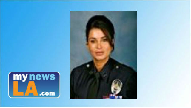 LAPD Captain Lillian L. Carranza. Photo from Los Angeles Police Department.