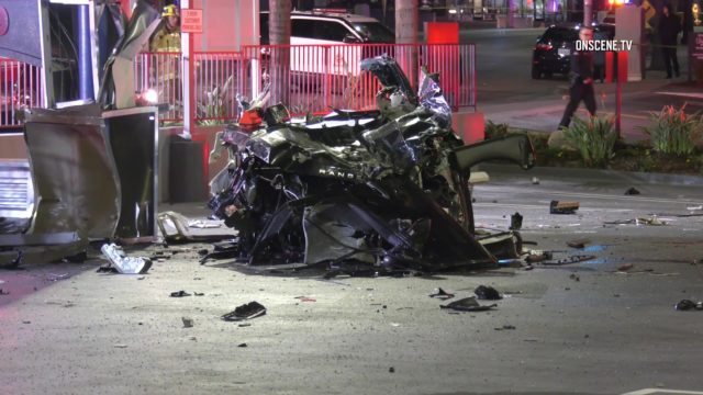 Woman Dies In Car Accident Newport Beach