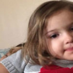 "A Riverside County child, ""Zayla,"" was found dead on Friday and the child's mentally ill mother may be a suspect. Photo from Go FundMe. https://www.gofundme.com/kayla-needs-%20a-burial-3-years-old"