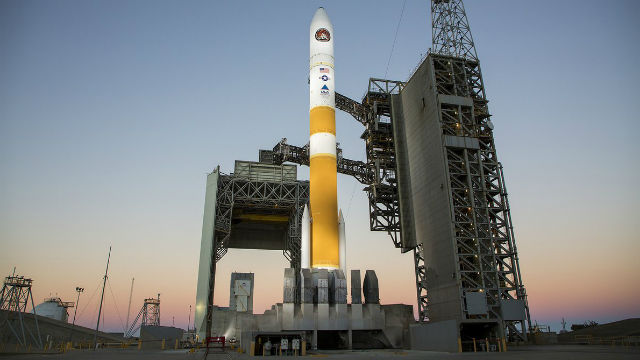 Delta IV launch from VAFB postponed again, now set for Friday