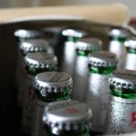 Bottles of beer. Photo from Pixabay.