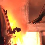 Santa Ana house fire
