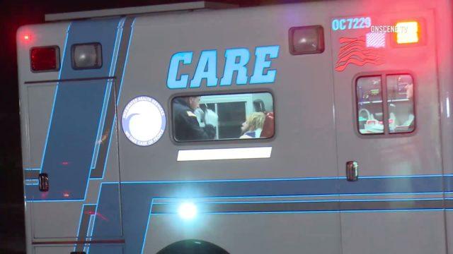 Dana Point ambulance