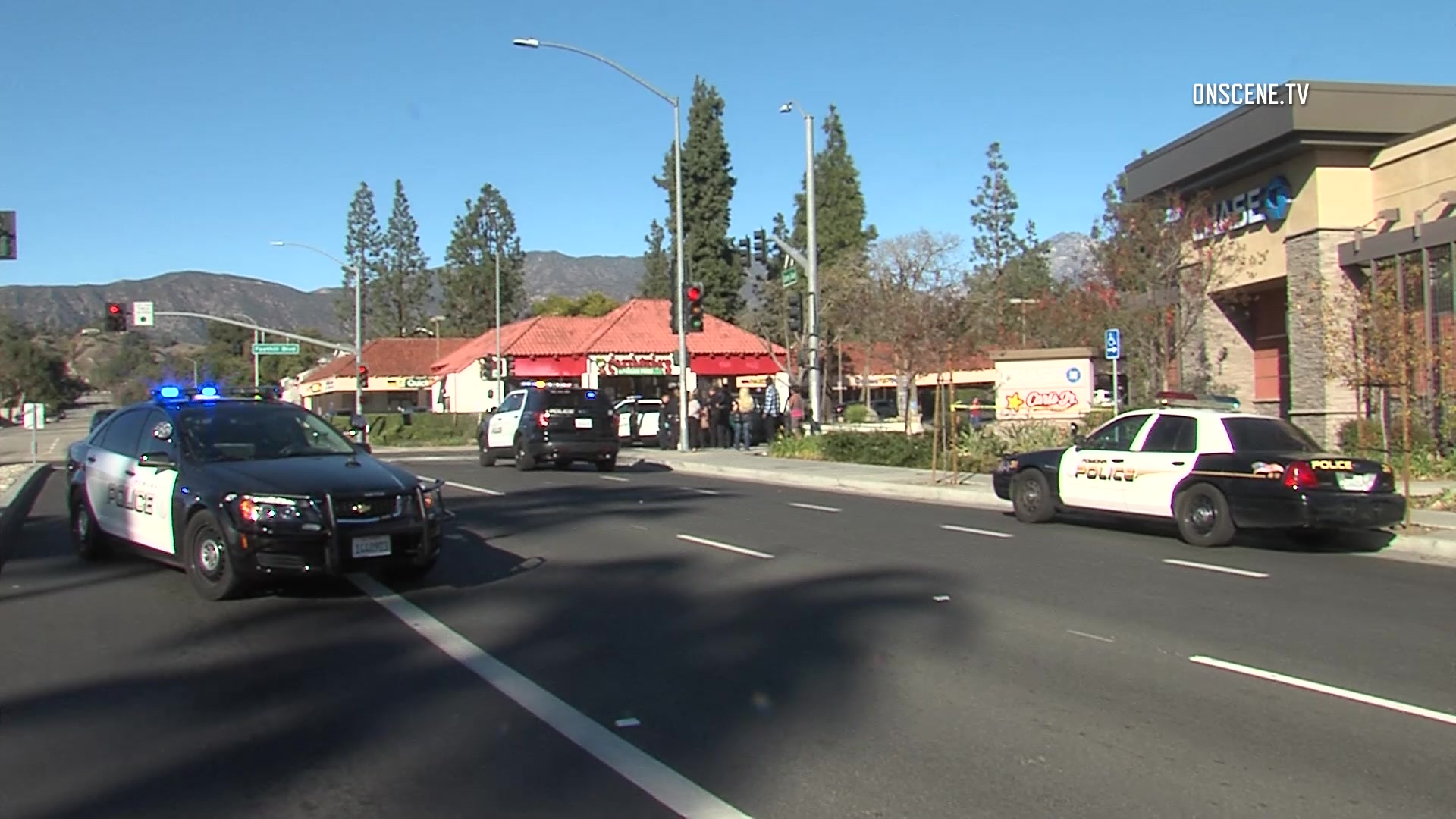 Road-rage violence or gang-related attack? Pomona police