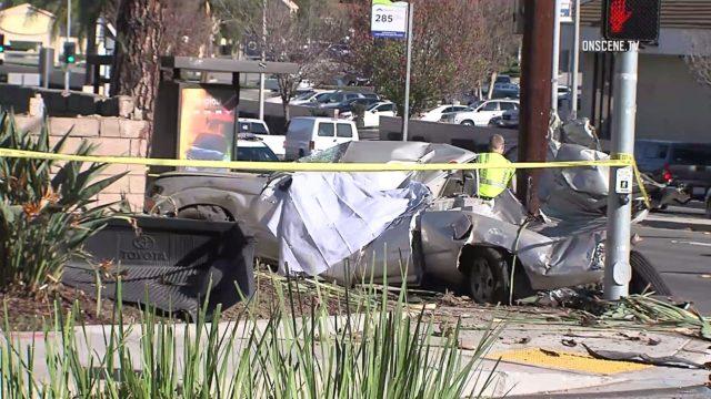Hacienda Heights crash