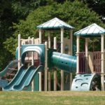 A playground similar to one at Bonita Creek Sports Park in Newport Beach. Photo from Pixabay.