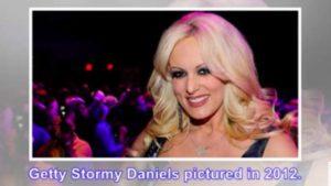 Stephanie Clifford, aka Stormy Daniels.