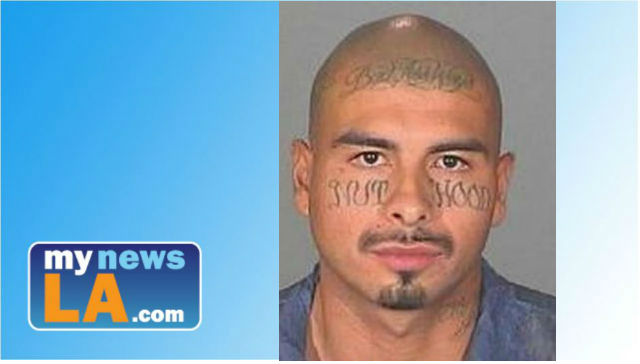 Gang member David Cruz Ponce was sentenced to death for the first degree murders of five people at a Long Beach homeless encampment, and the first-degree murder of an 18-year-old man in Lancaster. Photo from the Long Beach Police Department.
